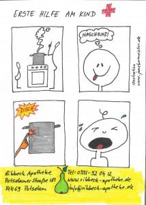 Jane Bormeister Comic